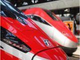 Italy High Speed Train Map Train From Venice to Milan Italiarail
