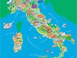 Italy Holiday Destinations Map Maps Map Od Italy Diamant Ltd Com