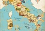 Italy Map Boot Italy by Gumbo Illustration Travel Italy Map Italy Travel Italy