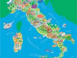 Italy Map for Kids Map Of the Us Canadian Border Unique Map Italy Map Italy 0d