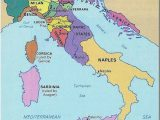 Italy Mediterranean Coast Map Italy 1300s Medieval Life Maps From the Past Italy Map Italy
