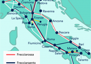 Italy Rail Map Train Routes In Italy Map Of Florence Train Station Italy Download them and Print
