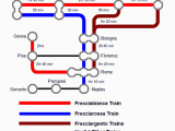 Italy Rail Network Map Train to From Florence A Visitor S Guide Railway Travel Tips