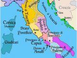 Italy Riviera Map Map Of Italy Roman Holiday Italy Map European History southern