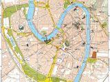 Italy Sightseeing Map Verona tourist Map Italy Ciao Bella Verona Italy Verona Map