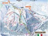 Italy Ski Resorts Map Piste Maps for Italian Ski Resorts J2ski