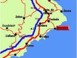 Javea Spain Map Moraira Spain Moraira Spain Spain Destinations Javea