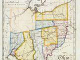 Johnstown Ohio Map John Melish Map Of Ohio Ohio History Genealogy Pinterest