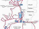 Keizer oregon Map Diamond Lake Map Snowmobiles Diamond Lake oregon Vacation