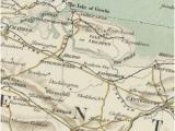 Kent On Map Of England Francis Ellis 1800 1869 Joan Reid Genealogy