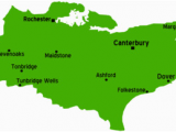 Kent On Map Of England Kent Travel Guide at Wikivoyage