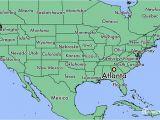 King County Georgia Map where is atlanta Ga atlanta Georgia Map Worldatlas Com