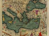 Kingdoms Of Spain Map Medieval Map All Kingdoms Of the World Catalan atlas 1375 4