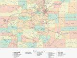 Kiowa Colorado Map Map Of Colorado towns Luxury Colorado County Map with Roads Fresh