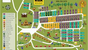 Koa Campgrounds California Map Mt Vernon Kentucky Campground Renfro Valley Koa