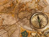 Kompass Maps Italy Vintage Maps and Compass Vintage Maps and Compass Map Compass