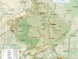 Kosovo On Europe Map atlas Of Kosovo Wikimedia Commons