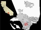 La In California Map Willowbrook California Wikipedia