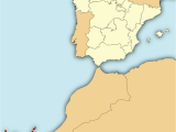 La Palma Spain Map Kanarische Inseln Wikipedia