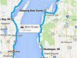Lake Michigan Circle tour Map 32 Best Lake Michigan Vacation Images Michigan Travel Lake