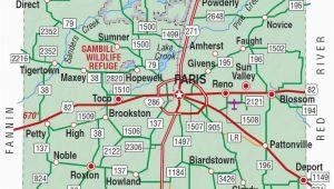 Lamar County Texas Map Lamar Texas Map Business Ideas 2013