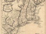 Lancaster England Map Pa 1760s Map to Bethlehem and Lancaster Great