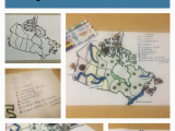 Landform Map Of Canada Geographical Regions Of Canada Landform Map Project