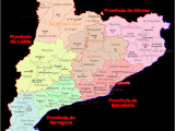 Language Map Of Spain Catalonia the Catalan Language 10 Facts Maps Miro