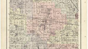 Lapeer Michigan Map File atlas and Directory Of Lapeer County Michigan Loc 2008626891