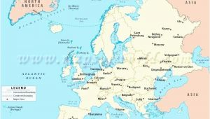 Large Map Of Europe for Sale Map Europe Major Cities Pergoladach Co