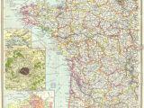 Le Havre Map France Map Of Brest France Stockfotos Map Of Brest France Bilder