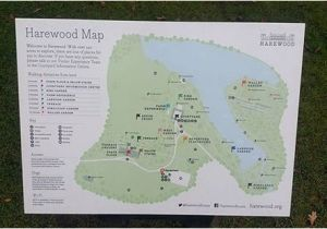 Leeds Map Of England the Map Crucial Picture Of Harewood House Leeds