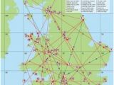 Ley Lines Map Ireland 56 Best Leylines Grids Earth Energies Dowsing Images In 2019