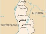Liechtenstein Europe Map Outline Of Liechtenstein Wikipedia