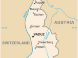 Liechtenstein Map Of Europe Outline Of Liechtenstein Wikipedia
