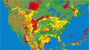 Lightning Map Canada Did Lightning Start A 45 000 Barrel Jim Beam Warehouse Fire