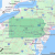 Lima Ohio Zip Code Map Listing Of All Zip Codes In the State Of Pennsylvania