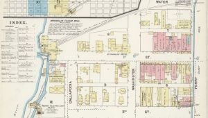 Linn County oregon Map Sanborn Maps oregon Library Of Congress