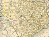 Lipan Texas Map Karte Von Texas Stockfotos Karte Von Texas Bilder Alamy