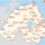 Lisburn Ireland Map Bt Postcode area Wikivisually