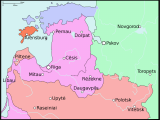 Lithuania On Map Of Europe Datei Map Of Poland and Lithuania In 1600 Svg Wikipedia