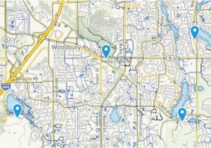 Little Falls Minnesota Map Best Trails Near Woodbury Minnesota Alltrails