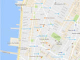 Little Italy Map Nyc Greenwich and West Village Neighborhood Map