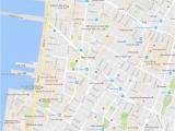 Little Italy Map Nyc New York City soho and Tribeca Neighborhood Map