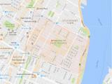 Little Italy Nyc Map New York City East Village Neighborhood Map