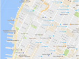 Little Italy Nyc Map New York S Chinatown and Little Italy Neighborhood Map