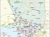 Llano California Map Amazon Com Los Angeles County Map 36 W X 37 H Office Products
