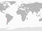 Location Of California In World Map Supervolcano Wikipedia