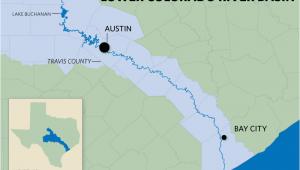 Lower Colorado River Map Texas Colorado River Map Business Ideas 2013