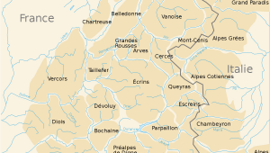 Luberon Map France Massif Du Luberon Wikipedia